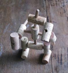 Un juego de construcción