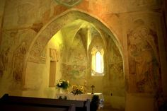 The church of light, Velemér, Hungary Built in the late century this Romanesque and early Gothic edifice has become world famous thanks to the frescos created by John Aquila around John.