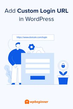 How to Add a Custom Login URL in WordPress (Step by Step) Web Design Software, Email Marketing Services, Best Email, Best Web Design, Improve Yourself, Ads, Learning, Studying