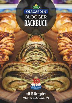 Arla Kaergarden Blogger Backbuch