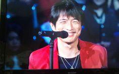 クリスマスの約束 2013 ミスチル(Mr.Children)桜井さん出演 ナチュラルな笑顔が印象的でした♪ 2013.12.25