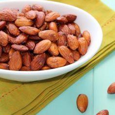 Homemade Smokehouse Almonds