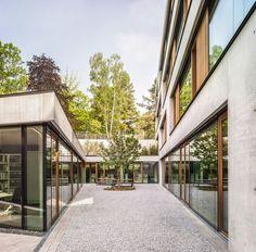 Office building, Stuttgart, 2014 - Blocher Blocher Partners