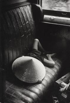 © Werner Bischof, 1952, 'Train La Rafale', Indochina Find more photos of Bischof's Indochina-portfolio here. » find more of Magnum Pho...