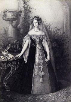 "historyofromanovs: ""Grand Duchess Anna Pavlovna of Russia, the future Queen consort Anna Paulowna of the Netherlands. """