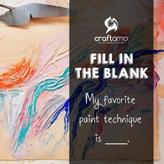 Craftamo brings cruelty-free, eco-friendly, art supplies to your doorstep. Painting Techniques, Art Supplies, Cruelty Free, Fill, Eco Friendly, My Favorite Things, Poster, Paint Techniques, Billboard