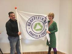 Vandaag heeft Erna Regeer haar contract getekend bij Koopplein.nl. Erna gaat Koopplein Westerveld beheren. Veel succes!
