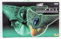 Dragon Ball Z Kai Cell Creatures Figure Head Type Sofvi Bank JAPAN ANIME MANGA