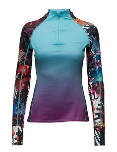 Klikk her for å se og kjøpe Desigual Sport Ts A T-s Long Sleeve 2 (Flox) på…