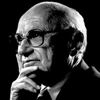 Lessons from the Master - Milton Friedman was born 100 yrs ago today