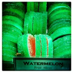 Watermelon Fruit Sliced Candy