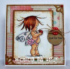 Pop's Cards: Baby Fairy