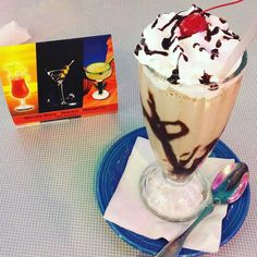 Enjoy a delicious milk shake we offer Oreo strawberry  chocolate  or vanilla shakes and malts! #MelsDiner #SWFL #American #Restaurant #Diner #Breakfast #Brunch #Lunch #Dinner #DinerFood #Desserts #Drinks