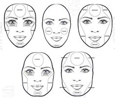 Contouring and highlighting based on the shape