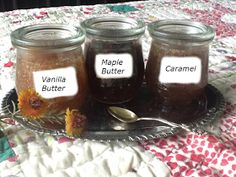 Nana's Little Kitchen: Easy Sugar Free Flavored Syrups for S E or FP