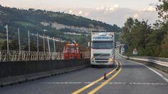 E-45 (Orte-Ravenna) : la strada più lenta