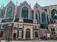 A 2 day Amsterdam itinerary with sightseeing and travel tips, and a quick day trip to the countryside. Find out how we spend 2 days in Amsterdam itinerary. 2 Days In Amsterdam, Amsterdam Map, Amsterdam Itinerary, Visit Amsterdam, Dam Square, Van Gogh Museum, Red Light District, Old Churches, Short Trip