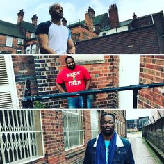 A week ago with @fclegacyuk we interviewed these 3 Champions from #stbasil who have fought against the lack of support we have in #Birmingham in the #innercity areas when it comes to #mentalhealth which is closely connected to some many other issues #health #unemployment #familybreakdown #eduaction  keep an eye out for the video !!