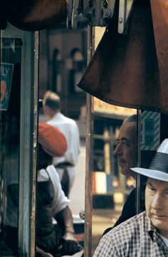 Saul Leiter  Reflection  1958  © Saul Leiter, Courtesy Howard Greenberg Gallery, New York