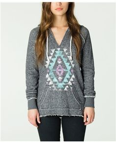 Billabong Listen To This Hoodie - Charcoal Heather - J6213LIS | Billabong US