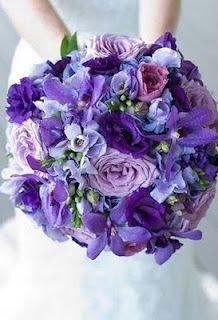 Pretty close to it!  Pretty array of purples...