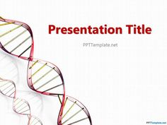 Free Chemistry PPT Template - PPT Presentation Backgrounds for Power Point - PPT Template