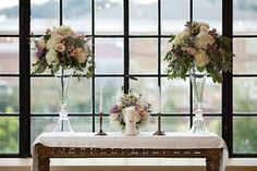 Photo from Jennifer + Rob  collection by Matt Gaydos Photography Flower Designs by :  Karrie Hlista Designs