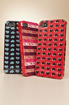 MARC BY MARC JACOBS 'Light Hearted' iPhone 4 & 4S Case | Nordstrom