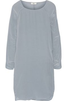 DAY Birger et Mikkelsen | Washed-silk dress | NET-A-PORTER.COM