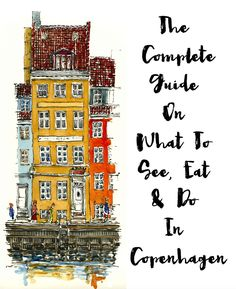 The Complete Guide On All The Things To See, Eat And Do In Copenhagen, Denmark - Hand Luggage Only - Travel, Food Hotel Copenhagen, Copenhagen Travel, Copenhagen Denmark, Stockholm Sweden, Places To Travel, Travel Destinations, Places To Visit, Holiday Destinations, Travel Advice