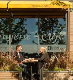 Le café Mamie Clafoutis de Pointe-Nord Album Photo, Le Point, Photos, Lifestyle, Baby Born, Pictures