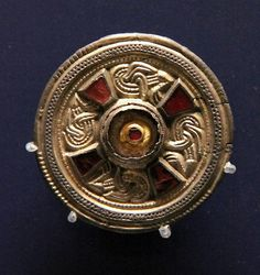 Anglo-Saxon disc  by Kotomi_, via Flickr