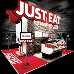 Our Work: Exhibition Stand Designs by Skyline Whitespace (UK)