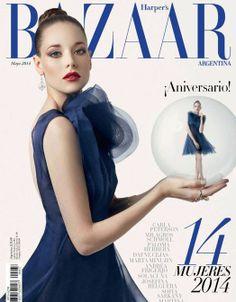 Harper's Bazaar Argentina - mayo 2014
