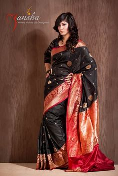 Mansha Saree Designs