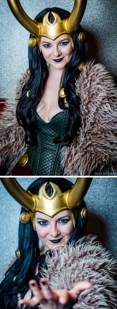Lady Loki | Phat-Con 2014 #cosplay