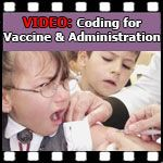 Medical Coding Certification- How To Code Vaccines and Administration