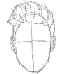 How To Draw A Boy Face Easy Google Search Expression Drawings