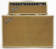 Fender Bandmaster | 1964 Fender Bandmaster Vintage Guitar Tube Amp Amplifier Factory ...