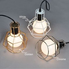 American Country style Nostalgic bar table Lamp Bulb Black/Gold Iron Pendant Lights single bar lamps