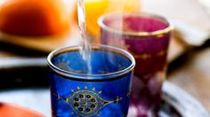 A delicious drink made with sour, zingy, vitamin C-rich dried fruit.