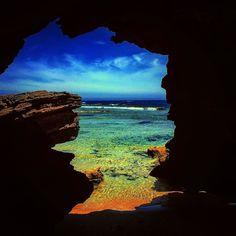 #australia #aussiephotos #ocean#sea#beach#marine#dive#scuba#cave #rock #shadow #sun#sky #art#artist #beautiful #bestoftheday #yoga #mindfull #art #surf#aroundtheworld #wandergram #wanderlust #warrnambool #outdoors #marine #travel#live #love #life by adrunsink