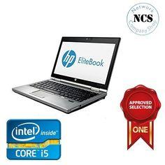 "HP Notebook Elitebook 2570 Core i5-3320 2.6GHz 4Gb 320 Gb 12.5"" Windows 10 Pro"