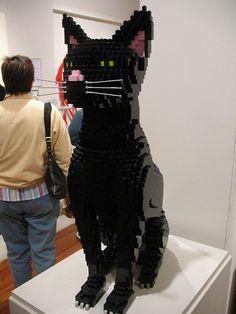 Lego cat