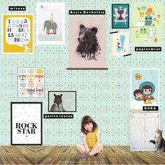 The most lovely #poster and #card shops | Kinderkamerstylist.nl