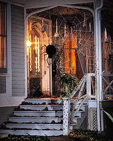 50 best halloween door decorations for 2016 giant spider halloween and spider