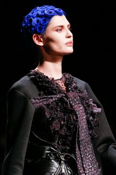look41 Givenchy Fall 2013 Ready-to-Wear.