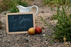 """Plus, you can greet guests with this sign. 