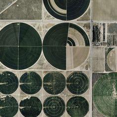 Aerial Photo California