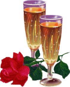 Születésnapi köszöntő versek - marikappsoldala.lapunk.hu Champagne, Happy Birthday, Tableware, Image, Happy Brithday, Dinnerware, Urari La Multi Ani, Tablewares, Happy Birthday Funny